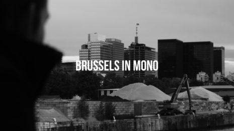 Brussels in Mono