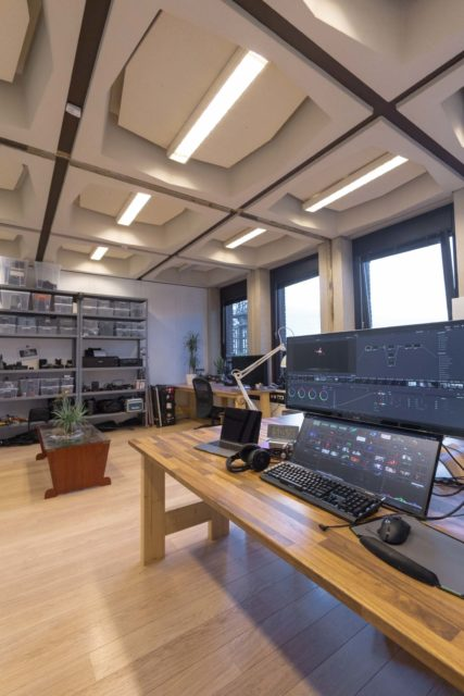 Cornfliks Office