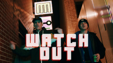 Watch Out music video