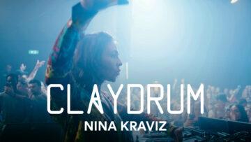Claydrum Nina Kraviz